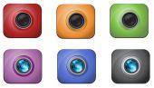 Photo Vector Icon 2 — Stock Vector