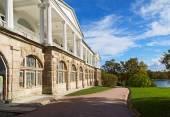 Cameron's gallery i catherine park i tsarskoje selo (pusjkin), ryssland — Stockfoto