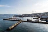 Tromso city view in Norway. Scandinavia — Stock Photo