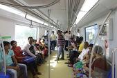 Mumbai Metro — Stock Photo
