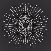 Sztuka słońce tryśnięcie — Wektor stockowy