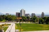 Salt Lake City, Utah — Stock Photo