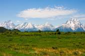 Grand Teton National Park — Stock Photo