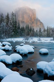 Yosemite Valley — Stock Photo