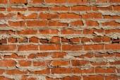 Tegelvägg textur — Stockfoto