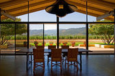 Room with a view in Napa Valley — Stockfoto