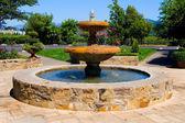 Fountain in Napa Valley — Foto Stock