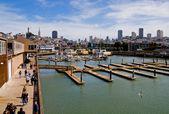 Fisherman's Wharf in San Francisco — Stockfoto