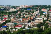 Historic Chortkiv city — Stock Photo