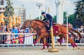 Performance of Kremlin Riding School — Stock Photo