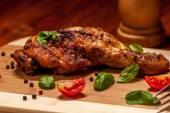 Курица гриль — Стоковое фото