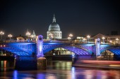 St Pauls Cathedral London — Stock Photo