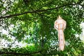 Lanna Style Lantern — Stockfoto