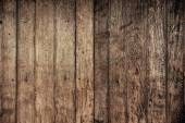 Old wooden wall and floor — Stock Photo