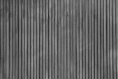 Wooden wall in monochrome style — Stock Photo