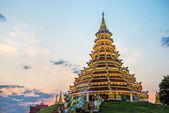 Chinese temple - wat hyua pla kang — Stock Photo