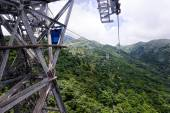 HONG KONG, JUNE 09, Ngong Ping 360 is a tourism project on Lanta — Stock Photo