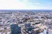 Panoramic view of Perth City — Stock Photo