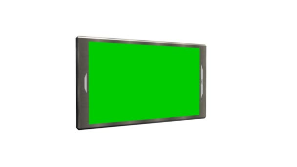 Smartphone Green Screen for Advertisement Presentation Commerce — Vidéo