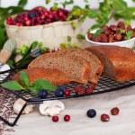 Traditional black bread in still life — Stock Photo #57807769