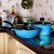 Pots in the interior — Stockfoto #61816059