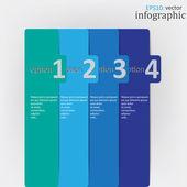 Bookmark — Stock Vector