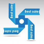 Extra verkoop 2 — Stockvector