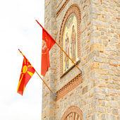 Saint Climent and Panteleimon Church in Ohrid — Stock Photo