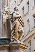 Vermahlungsbrunnen 結婚またはウィーンの結婚式噴水の詳細 — ストック写真