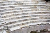 Background of ancient stairs — Stock Photo