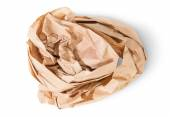 Crumpled Wrapping Paper — Stockfoto