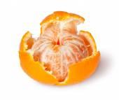 Partially Purified Tangerine — Stock Photo