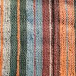 Rug textile fabrics texture — Stock Photo #56614935