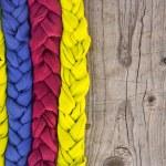 Handmade fabric — Stock Photo #68462663