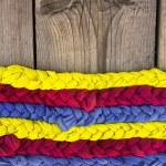 Handmade fabric — Stock Photo #68465065
