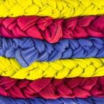 Handmade fabric — Stock Photo #68668169