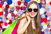 Fashion shopping — Stock Photo