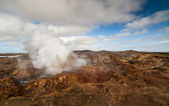 Island geotermiska området — Stockfoto