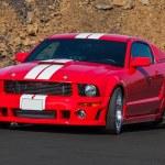 Постер, плакат: 2007 Ford Mustang GT