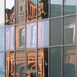 The reflection of a historic buildi — Stock Photo #67809535