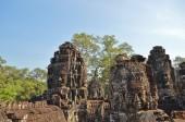 Башни храма Байон — Стоковое фото