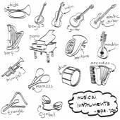 Música2 — Vector de stock