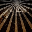 Vintage abstract sun rays on the wall grunge — Stock Photo #59658331