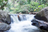 Waterfall in Khao Yai National Park Thailand — Stock Photo