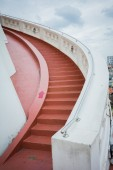 Curved stairs  — Stock Photo