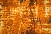Background of rusty metal corroded texture — Stock Photo