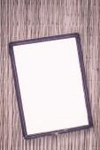木制黑色镜框 — 图库照片