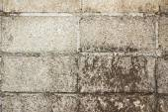 Hollow brick wall — Stock Photo