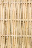 Bamboo fences — Stock Photo