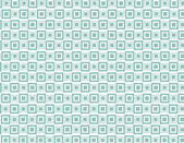 Repeating square pattern — Stock Vector